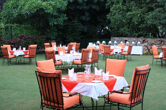 1559 ad restaurant in udaipur bistro Lounge garden dining bar